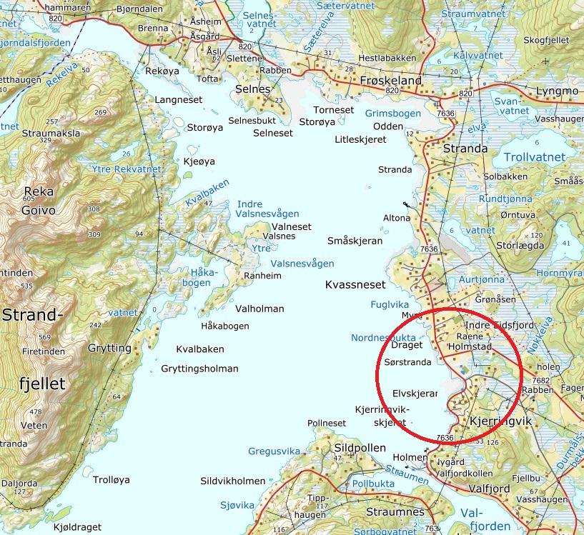 Eidsfjorden